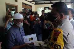 Polresta Surakarta serahkan SPDP dan SP2HP keluarga korban Gilang